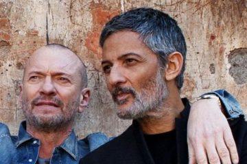 """Biagio Antonacci feat. Fiorello: """"Mio fratello"""" diventa un duetto beach version - Audio + testo"""