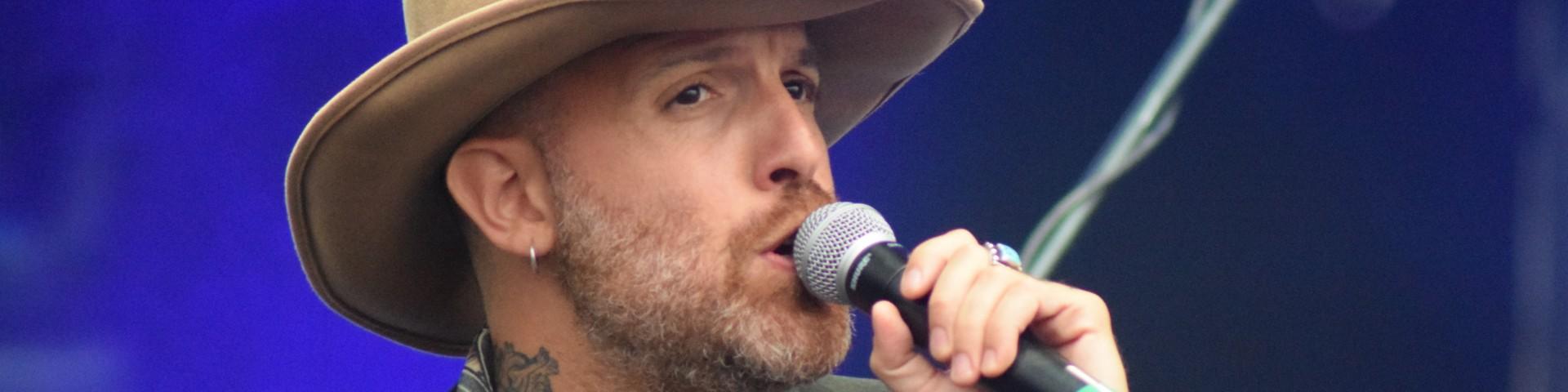 """Jack Jaselli a Home Festival 2018: """"In arrivo un tour molto particolare"""" - Video intervista"""