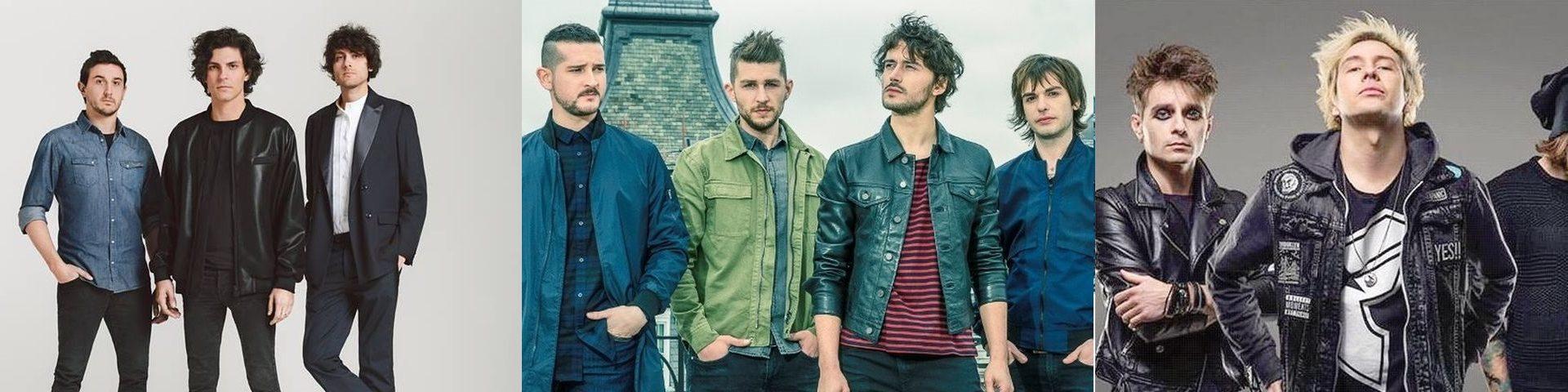 Lost, Finley e Dari: gli artisti della generazione MTV insieme sul palco a Vivi Festival