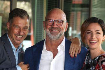 """B come sabato: Andrea Delogu e Gabriele Corsi raccontano """"il lato umano del calcio"""""""