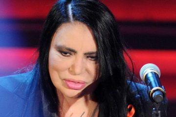 """Loredana Bertè a Domenica Live: """"Marco Mengoni mi ha copiato"""""""