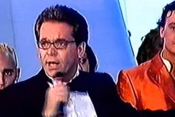 Alessandro Cecchi Paone al Grande Fratello Vip e la storica polemica ai Telegatti 2001 - Video