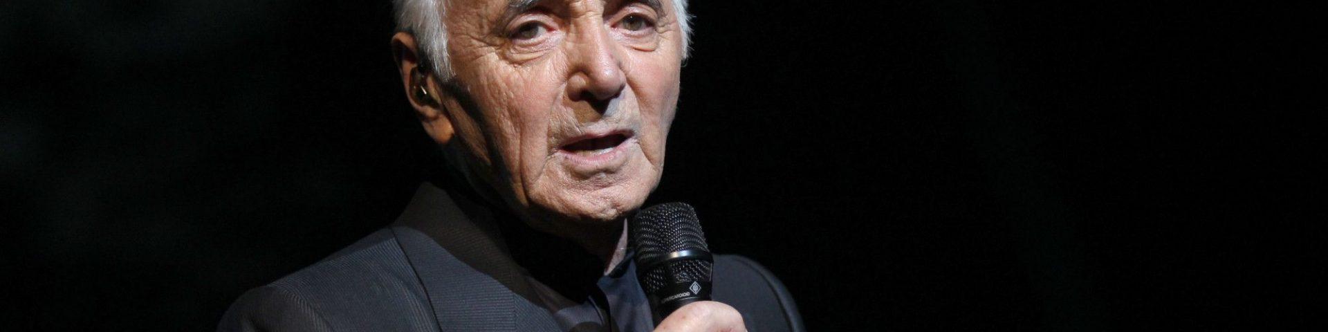 Morto Charles Aznavour, aveva 94 anni