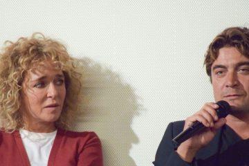Euforia di Valeria Golino con Scamarcio e Mastandrea - Le immagini dalla conferenza stampa