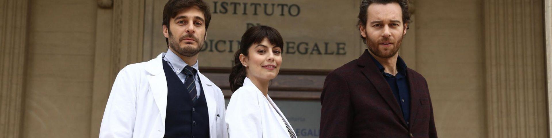 L'Allieva 2 con Alessandra Mastronardi, Lino Guanciale e Giorgio Marchesi - Video