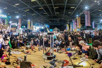 Maker Faire Rome 2018: dal 12 al 14 ottobre alla Fiera di Roma la sesta edizione