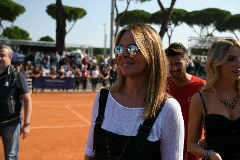 Tennis & Friends 2018: da Al Bano a Maria De Filippi, tutti i protagonisti – Foto