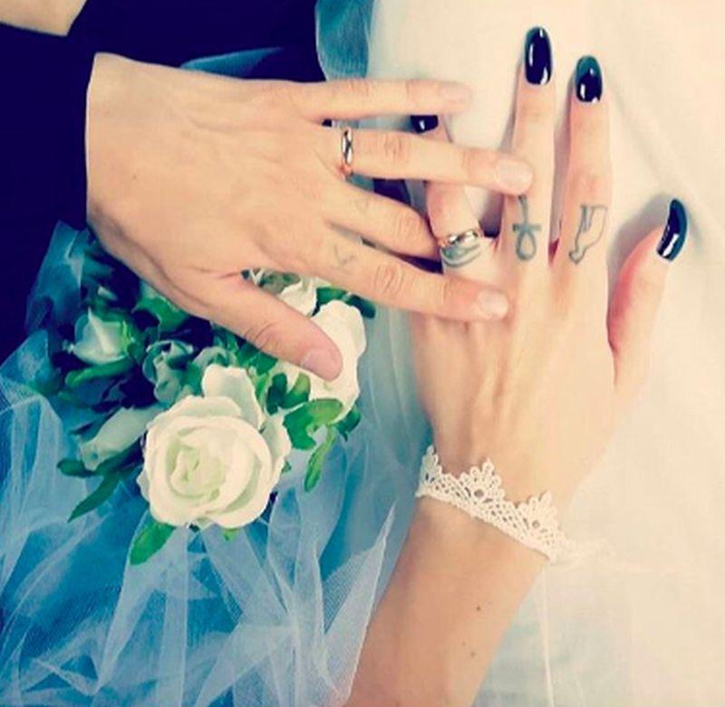 Young Signorino si è sposato, le foto del matrimonio
