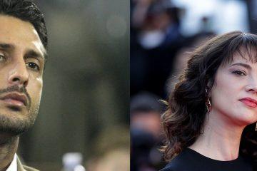 """Bacio tra Fabrizio Corona e Asia Argento: """"Siamo dannati e fragili"""" - Foto"""