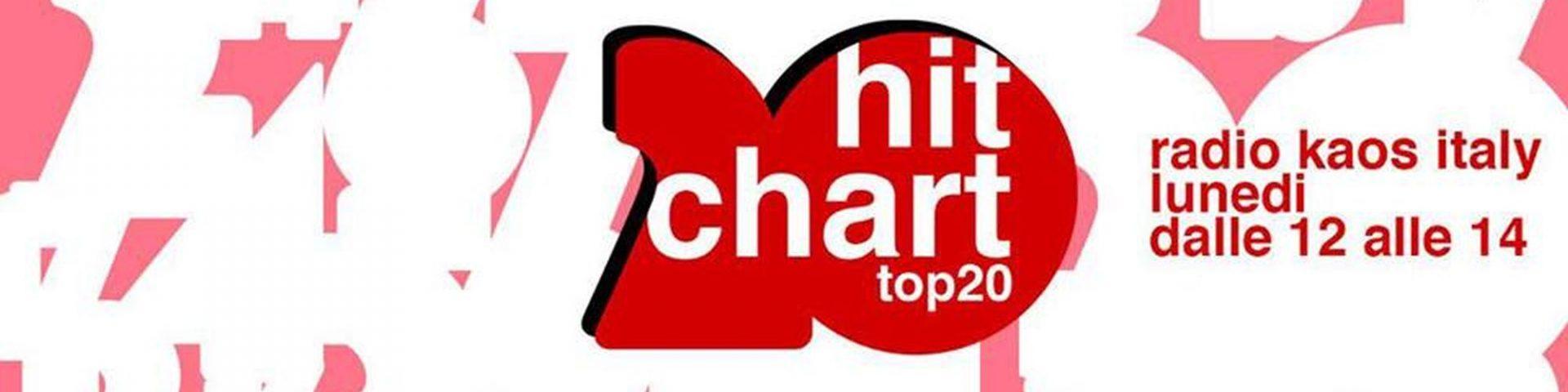 Hit Chart Top 20: la classifica della settimana