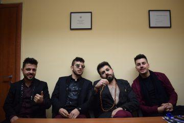 """Mescalina a Sanremo Giovani: """" """" - Video"""