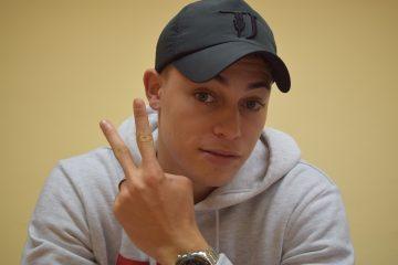 """Einar a Sanremo Giovani: """"Sto continuando a scrivere"""" - Video"""