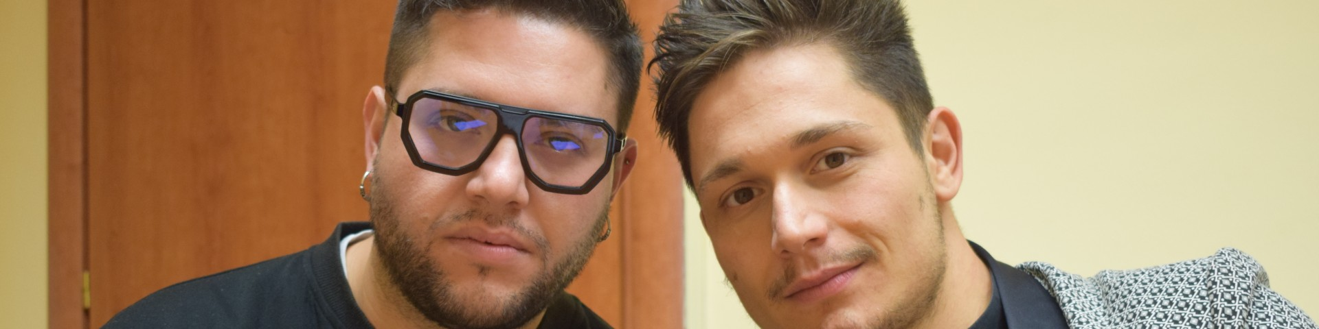 "Sisma a Sanremo Giovani: "" "" - Video"