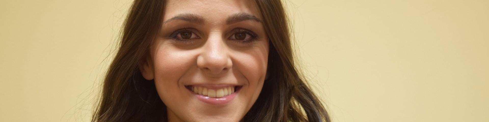 """Giulia Mutti a Sanremo Giovani: """" """"- Video"""