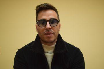 """Federico Angelucci a Sanremo Giovani: """"Nel mio album un duetto speciale"""" - Video"""