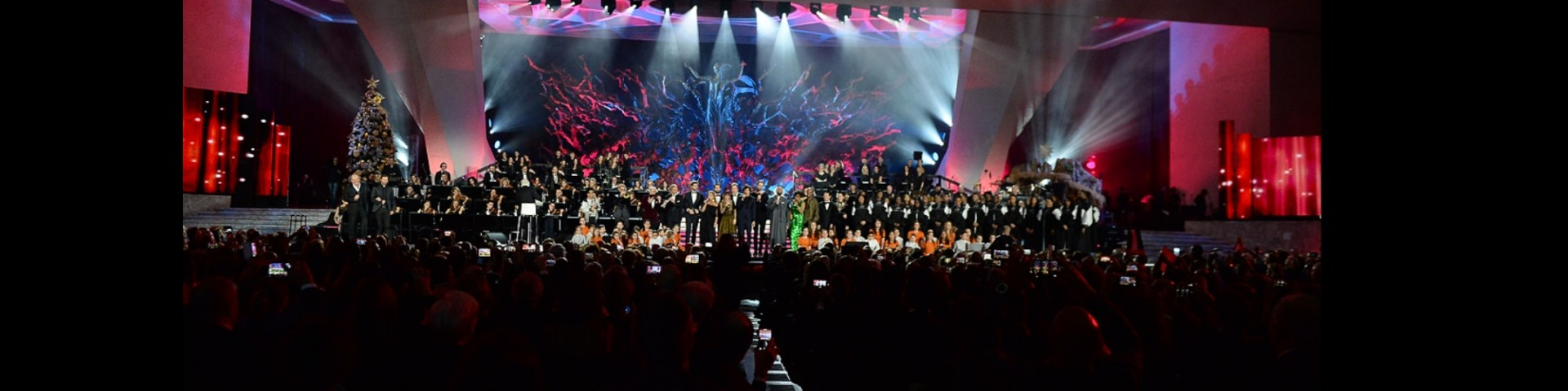 Concerto di Natale in Vaticano su Canale 5: tutti i cantanti