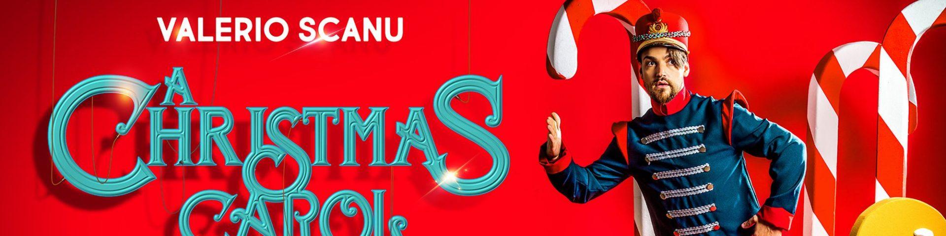 A Christmas Carol di Valerio Scanu a Roma: biglietti, ospiti, come arrivare