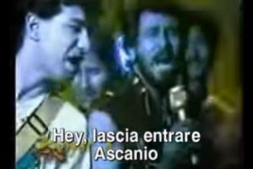 """Ascanio Day: ecco com'è nato """"Lascia entrare Ascanio"""", fenomeno del web - Video"""