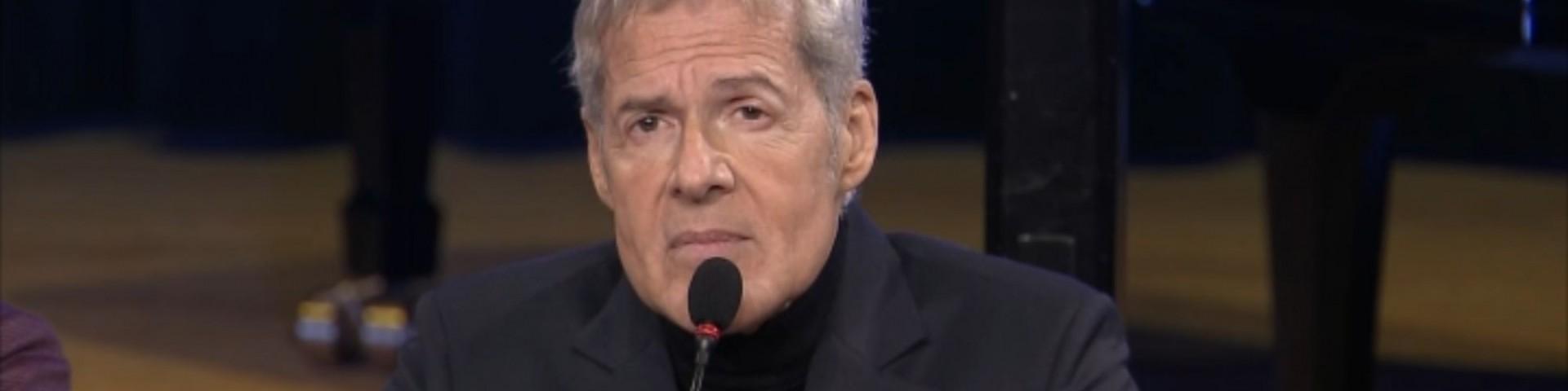 """Sanremo 2019, Claudio Baglioni sull'esclusione di Pierdavide Carone: """"Nessuna censura"""""""