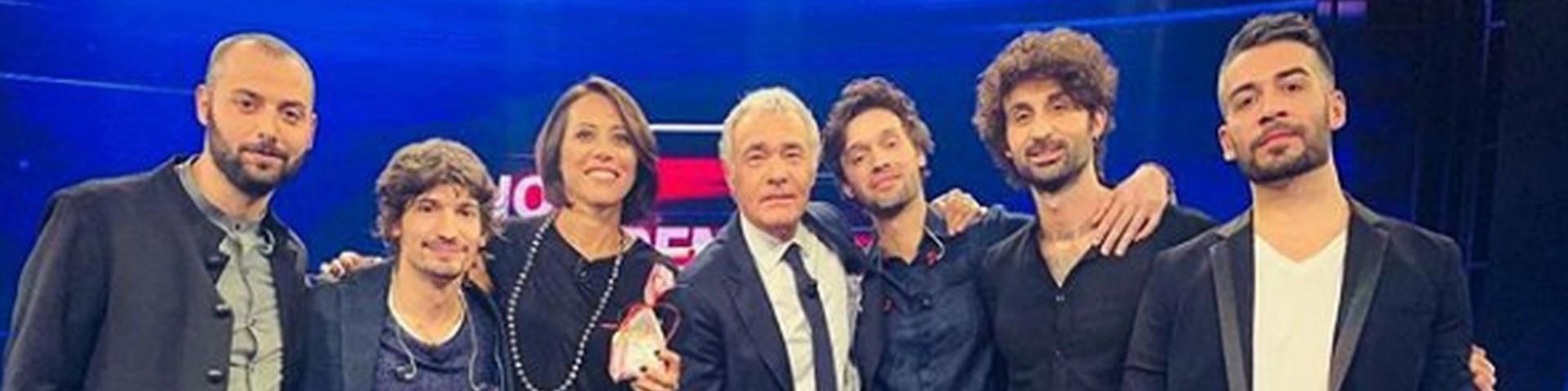 """Pierdavide Carone a Non è L'Arena: """"Non ho mai ricevuto l'sms di Baglioni"""" - Video"""