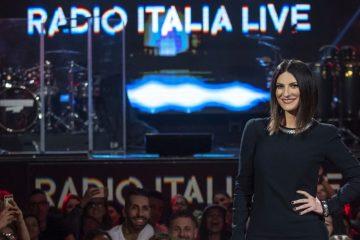 Laura Pausini a Radio Italia Live: scaletta