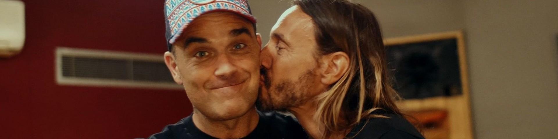 Bob Sinclar e Robbie Williams, Electrico Romantico. Testo, video, autori e come acquistare
