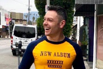 Tiziano Ferro, svelata la data d'uscita del nuovo album
