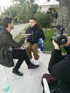 """Sanremo 2019, Mahmood: """"Ecco com'è nata la collaborazione con Marco Mengoni"""" – Video"""