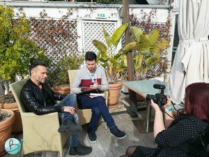 """Sanremo 2019, Nek: """"Sto lavorando ad un tour in Italia e in Europa"""" – Video"""