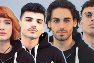 Mameli, Alberto, Jefeo e Tish: come votarli per la gara di inediti