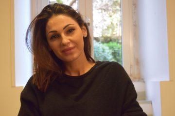 """Sanremo 2019, Anna Tatangelo: """"'Le nostre anime di notte' è la canzone di tutti"""" - Video"""