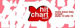 Hit Chart Top 20: classifica dal 18 al 24 febbraio
