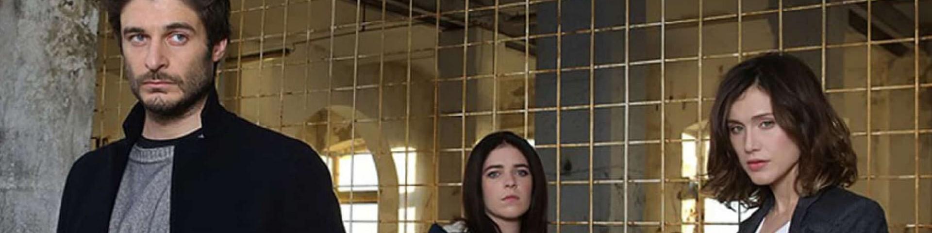 La porta rossa 2 con Lino Guanciale e Gabriella Pession