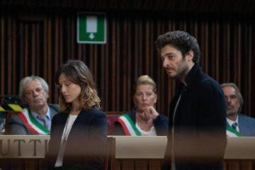 Torna La porta rossa con Lino Guanciale e Gabriella Pession
