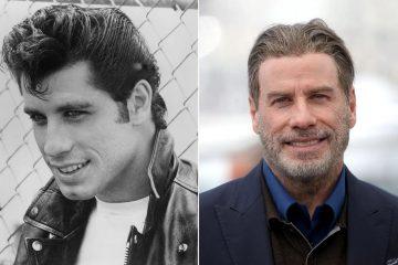 John Travolta oggi: com'era e com'è - Foto