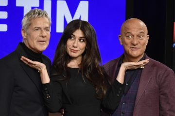 Sanremo 2019: la scaletta della prima serata