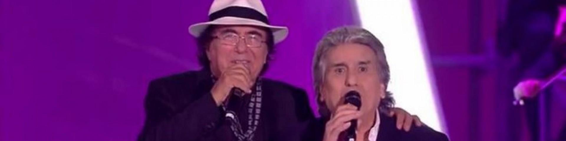 """Toto Cutugno nella black list ucraina: """"Sarebbe carino fare qualcosa con Al Bano"""""""