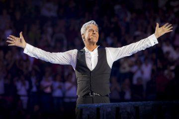 Claudio Baglioni sta ancora male: rimandati anche i concerti a Roma