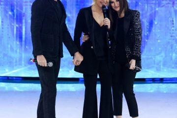 Laura Pausini e Biagio Antonacci ad Amici 18 - Video