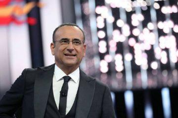 Carlo Conti a Sanremo 2020? La risposta del conduttore