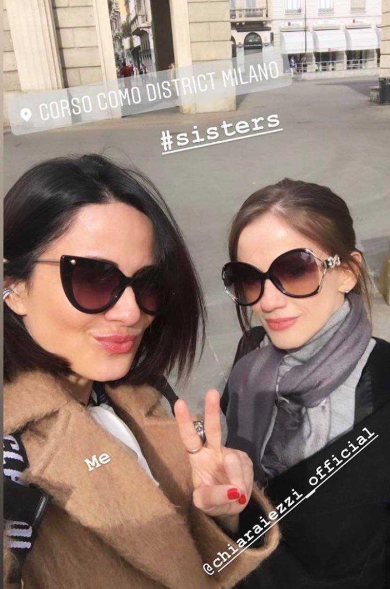 """Paola e Chiara di nuovo insieme: la foto della """"reunion"""""""