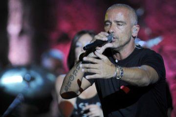 Eros Ramazzotti a Roma per il tour 2019