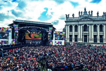 Le origini del Concerto del Primo Maggio a Roma