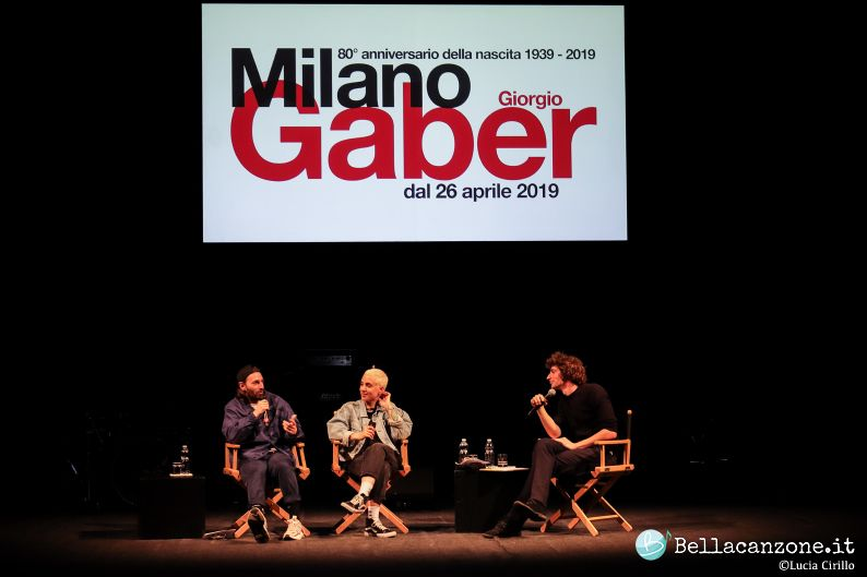 Coma Cose a Milano per Gaber: le foto dell'evento