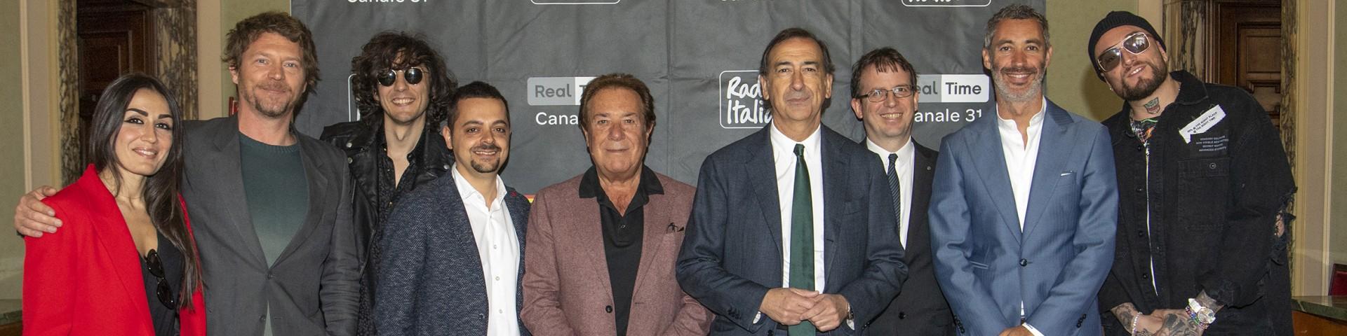 Radio Italia Live - Il Concerto: i cantanti che saranno a Milano