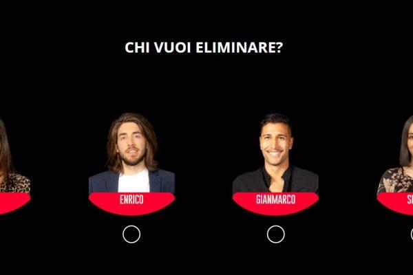 Eliminato terza puntata serale Grande Fratello 2019: chi sarà?