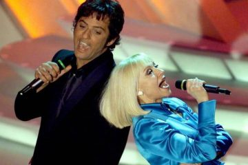 Raffaella Carrà e Fiorello: ricordi dal Festival di Sanremo 2001 - Video