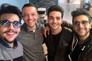 """Il Volo, """"A chi mi dice"""" di Tiziano Ferro/Blue è il nuovo singolo"""