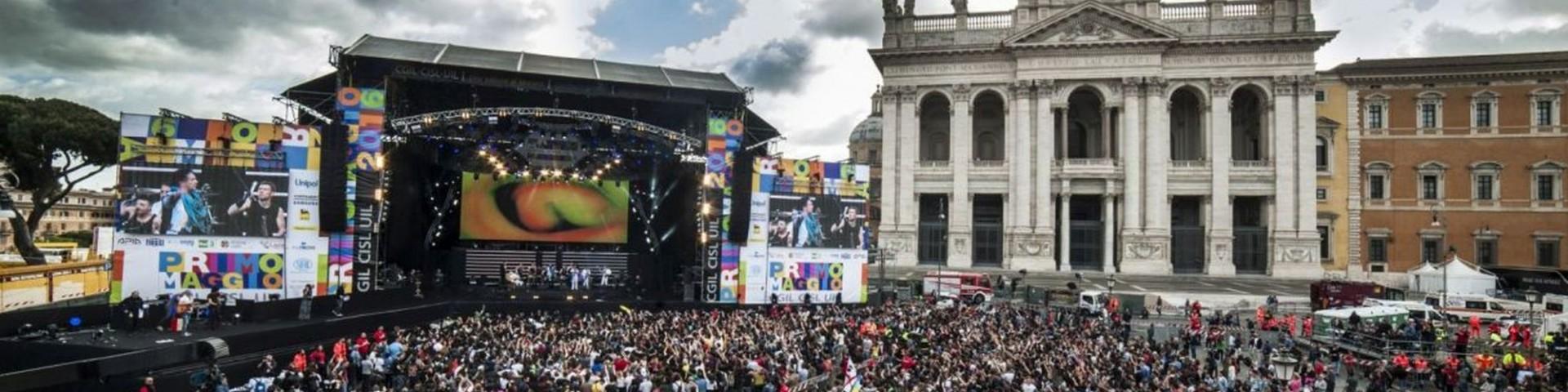 Concerto Primo Maggio 2019 a Roma: chi ci sarà nel cast?