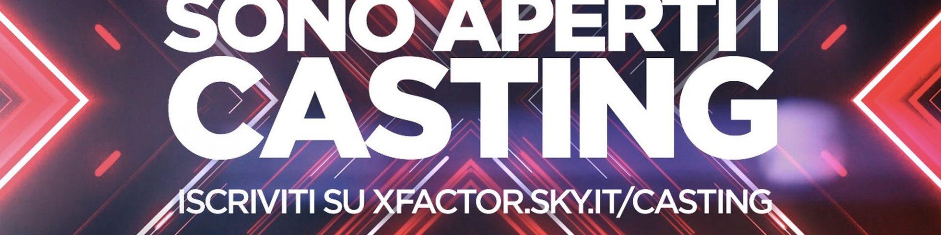 X Factor 2019 a Roma: come partecipare ai casting